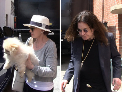 Sharon & Ozzy Osbourne -- On the Road Again (VIDEO)