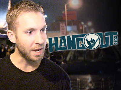Calvin Harris -- Cancels 'Hangout Festival' Gig After Car Wreck