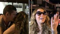 Mariah Carey -- Soakin' Up the Spotlight (VIDEO)