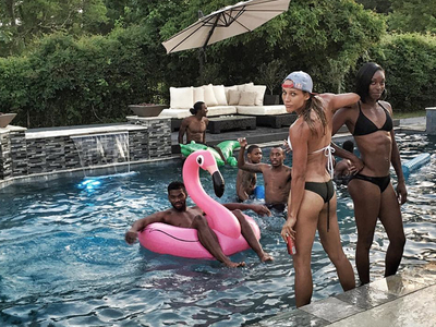Lolo Jones -- My Ass Is Gold Medal Quality (PHOTO)