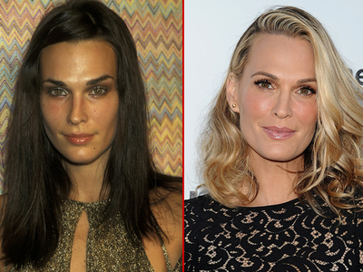 Molly Sims -- Good Genes Or Good Docs?