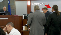 Chumlee Plea Deal -- Tells It to the Judge ... I'll Be Good for 3 Years (VIDEO)