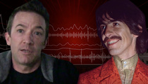 David Faustino -- George Harrison Was a Cunning Linguist (AUDIO)
