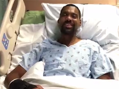 Paralyzed U.S. Olympian -- 'Getting Better Every Day' ... Moving Arm! (VIDEO)