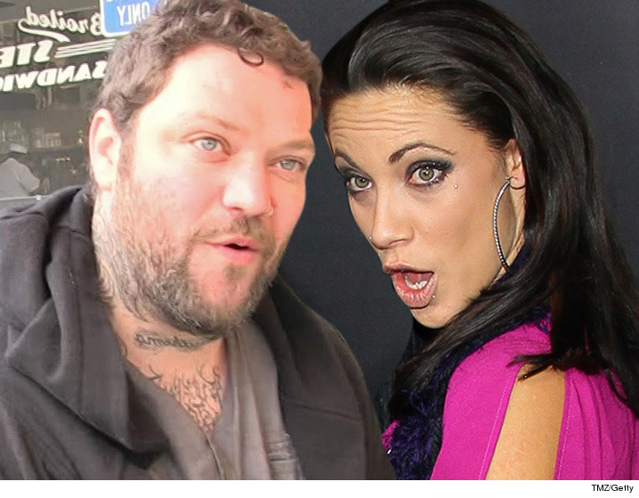 Bam Margera's wife got busted for DUI after getting into an accident while  driving the same Porsche Bam was in a wreck years ago ... TMZ has learned.