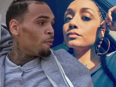 Chris Brown -- Scores Big Legal Victory in Custody War