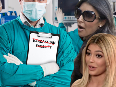 The Kardashians -- Quit Using Us for Facelifts!