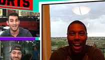 Knowshon Moreno -- I Wanna Play for the Broncos Again ... I Feel Good, Healthy (VIDEO)