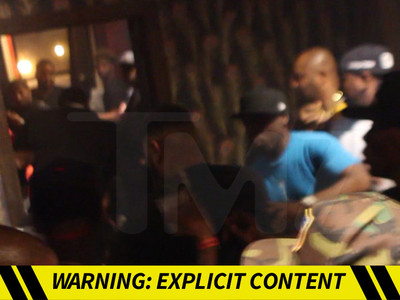 T.I. Concert -- Chaos Backstage as Shots Ring Out (NEW VIDEO)