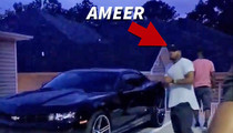 Detroit Lions RB -- Happy Birthday Bro ... YOU GET A CAR! (VIDEO)