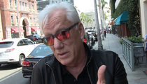 James Woods -- Sorry Ricky Williams ... Weed Gym Sounds Super Dangerous (VIDEO)