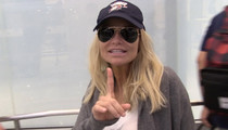 Kristin Chenoweth -- Threatens Kevin Durant ... Stay In OKC Or I Kick Your Ass!!! (VIDEO)