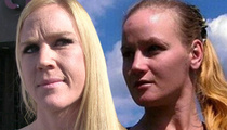 Holly Holm's Camp -- Glad Shevchenko Is Safe ... 'Wish Her Trainer Well'