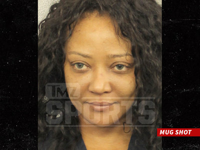 Lawrence Taylor's Wife -- Arrested For Domestic Violence ... Allegedly Attacked NFL Legend (MUG SHOT + VIDEO)