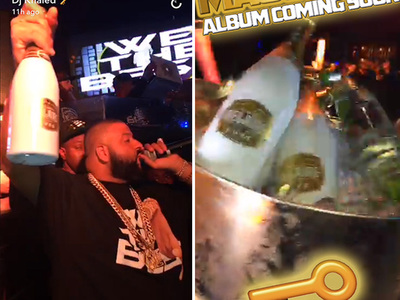 DJ Khaled -- I'll Host Your Club ... For $20k!