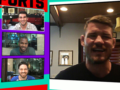 Michael Bisping -- Rockhold's a 'Sore Loser' ... I Tried to Be Nice (VIDEO)
