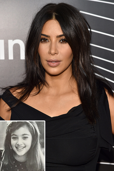 It's Kim Kardashian!