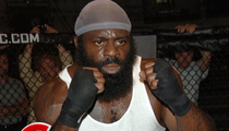 Bellator On Kimbo Slice -- No Warning Signs ... In Pre-Fight Heart Tests