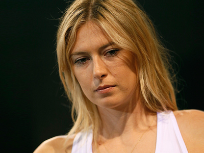 Maria Sharapova -- Suspended 2 Years For Doping ... Vows to Fight It