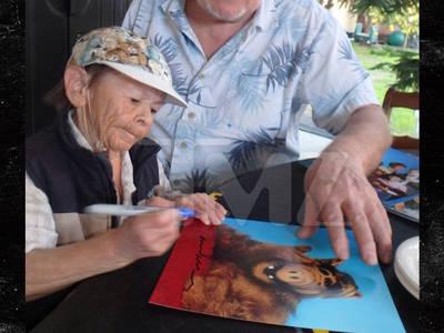 'ALF' Star Michu Meszaros -- Dead at 76