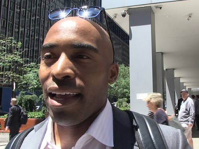 Tiki Barber -- GMs Shouldn't Sign Manziel ... 'Not Worth The Risk' (VIDEO)