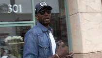 OKC's Serge Ibaka -- Durant Ain't Goin' Nowhere ... Everybody Calm Down (VIDEO)