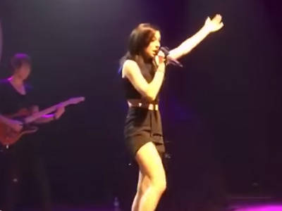 Christina Grimmie - Last Performance Before Murder (Video)
