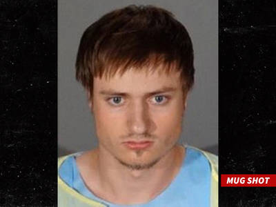 Gay Pride-Bound Gunman -- Cops Say Mystery 'Friend' Not an Accomplice
