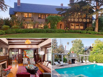 David Arquette -- My 108-Year-Old Home Will Cost Ya $8.5 Million (PHOTOS)