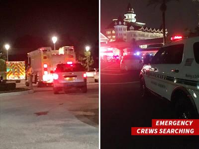 Gator Attack At Disney Resort -- 2-Year-Old Missing (PHOTOS)