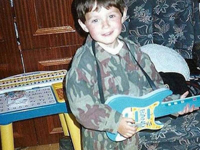 Guess Who This Jammin' Kid Turned Into!