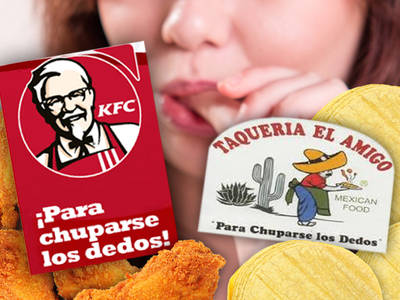 KFC Sued -- Oye Coronel ... That's OUR Spanish Slogan!!!