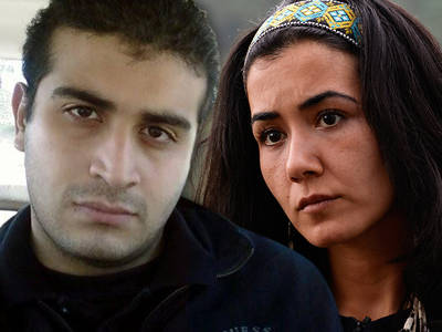 Omar Mateen -- Strong Signs He Was Gay ... According to Ex-Wife (VIDEO)