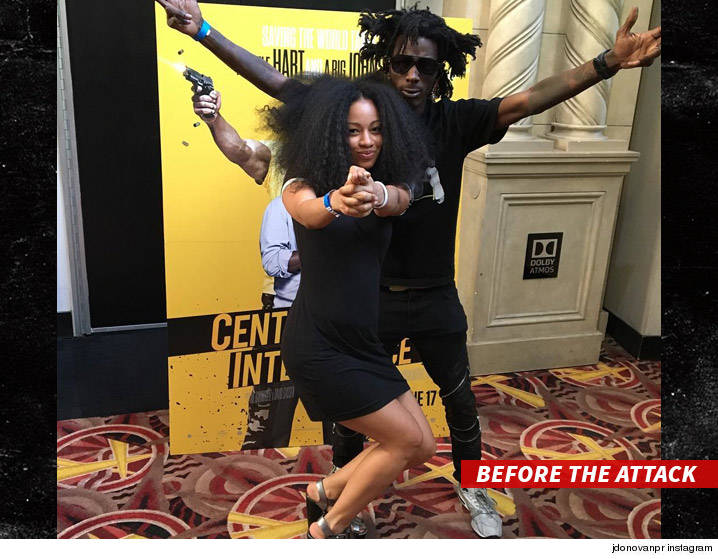 Puma From Vh1s Black Ink Crew Is Calling Out 2 Of His Co Stars For Allegedly Masterminding An Attack On His Wife That Left Her Battered And Bruised