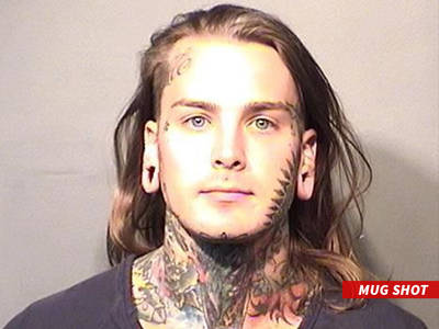 'Ink Master' Star -- Busted on Drugs and Gun Charges (MUG SHOT)