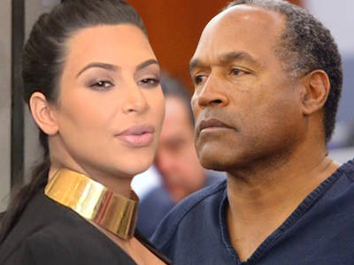 Kim Kardashian -- I Personally Searched O.J.'s Bag ... No Murder Weapon, Bloody Clothes