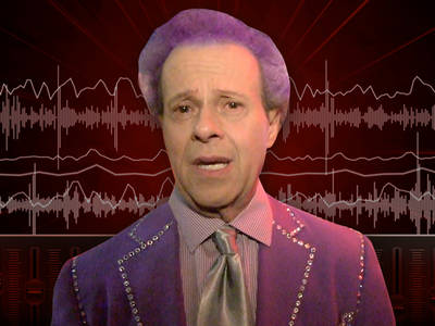 Richard Simmons -- Lots of Medical Info During 911 Call (AUDIO)