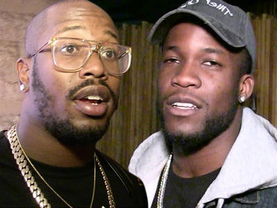 Von Miller -- Broncos Teammates Got His Back ... 'No Hard Feelings' On Possible Holdout