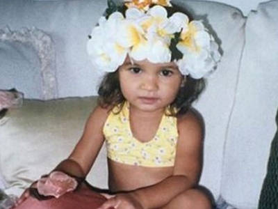 Guess Who This Lil Flower Girl Turned Into!