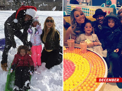 Mariah Carey -- Baffled By Cannon Beef ... He's Always Had Access to the Twins