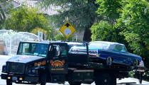 Iggy Azalea -- Evicts Nick Young's Car ... It's a Classic!