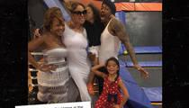 Nick Cannon, Mariah Carey -- We're All Good (PHOTOS)