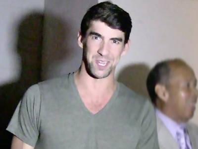 Michael Phelps -- I'm Off Probation! ... Clean Slate After 2nd DUI Arrest
