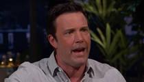 Ben Affleck -- Slurring, Ranting ... On HBO Talk Show (VIDEO)
