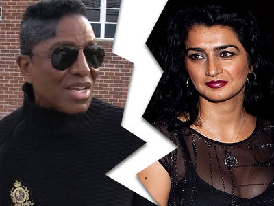 Jermaine Jackson -- Wife Files for Divorce
