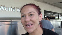 'Cyborg' Justino -- 'I Would Kill Ronda Rousey' (VIDEO)