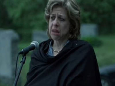Aunt Sylvia in 'Garden State': 'Memba Her?