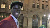 NBA's Thon Maker -- No Draft Party for Me ... I'm All Business! (VIDEO)