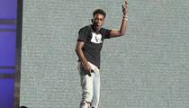 Desiigner -- BET Rehearsal ... MJ's Got Nothin' on Me!!! (VIDEO)