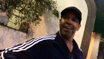 Denzel Washington -- I 'Tracked Down' Denzel Valentine ... I Love His Name! (VIDEO)